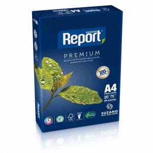papel report A4 75